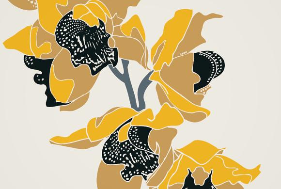 Orchid Textile